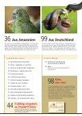 Freunde Magazin Frühling 2013 S. 01 - Alles für Tiere - Page 5