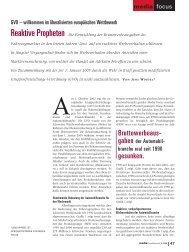 Reaktive Propheten - Media Focus
