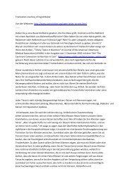offener Brief an Tierärzte - WordPress – www.wordpress.com