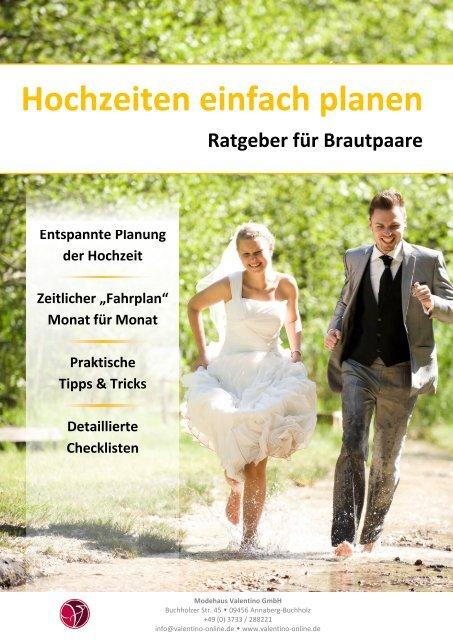 Checkliste Fur Die Hochzeit Kostenlos Zum Download