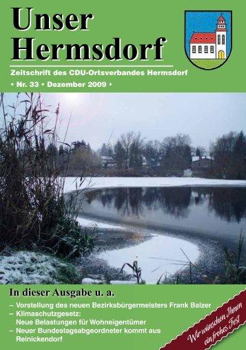 Unser Hermsdorf Unser Hermsdorf - CDU Hermsdorf - CDU ...