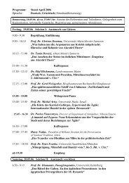 Programm (deutsch) PDF-Version - Ellines.de