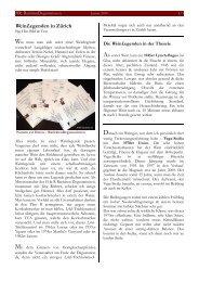 Bericht - Wein-News SigiHiss