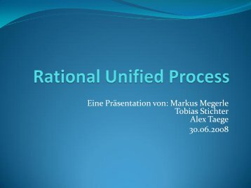 Rational Unified Process - LawsOfForm
