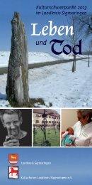 Leben und Tod - Landkreis Sigmaringen