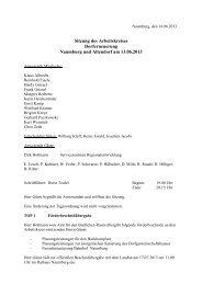 Protokoll 13.06.2013
