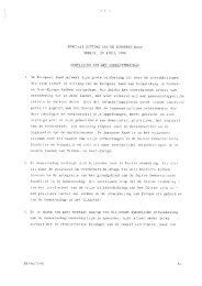 speciale zitting van de europese raad dublin, 28 april 1990 ...