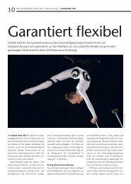 Garantiert flexibel (DAS INVESTMENT EXTRA 2013) - Standard Life