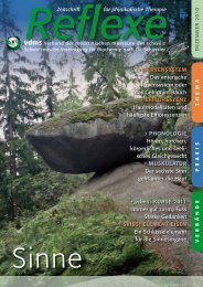 Reflexe Ausgabe Dezember 2010 - vdms