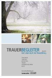Trauerbegleiter 2013 (2,78 MB) - Schwäbische Post