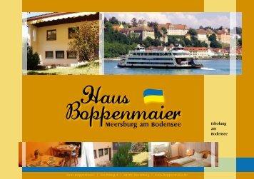 Haus Boppenmaier - Zimmer in Meersburg am Bodensee