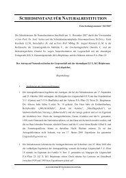 Entscheidung Nr. 382/2007 - Nationalfonds der Republik Österreich ...