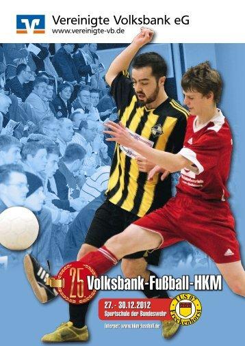 25. Volksbank-Fußball-HKM