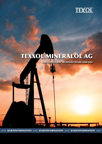 TeXXol Mineralöl ag - Pixel Melange Werbeagentur