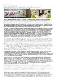 Presseinformation Gaggenau unterstützt Kinder- und ... - prinzip