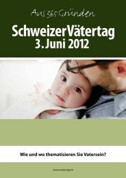 Schweizer Vätertag