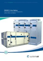 FRIVENT C-Line-Optima - 2013 (1 Mb) - Systemair
