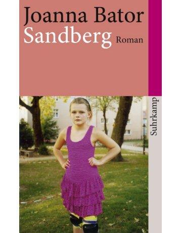 Leseprobe zum Titel: Sandberg - Die Onleihe