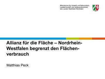 PDF-Dokument ca. 1,2 MB - Allianz für die Fläche