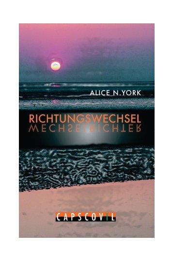 Alice N. York - Capscovil