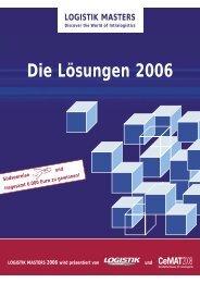 Die Lösungen 2006 - verkehrsRUNDSCHAU.de