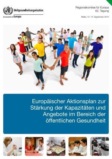Aktionsplan Stärkung Kapazitäten - Stiftung Vital