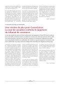 Weiterer Sieg für GastroSuisse: Kassationsgericht ... - GastroBern - Page 2