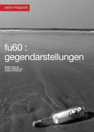 fu60 : gegendarstellungen - AStA FU