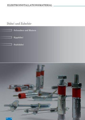 Dübel und Zubehör - Niedax