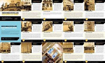 GESCHMACKVOLLES KULTURELLES ERBE - Toerisme Oostende