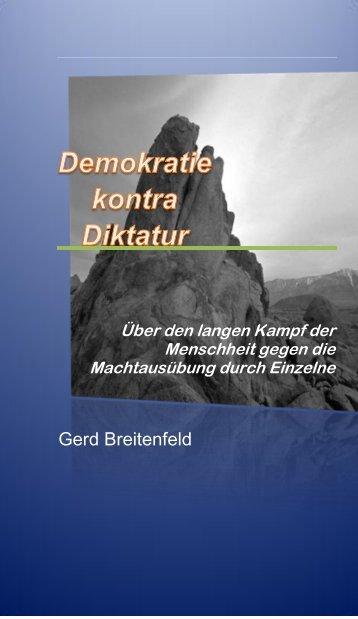 Demokratie kontra Diktatur - Bürger in Bewegung