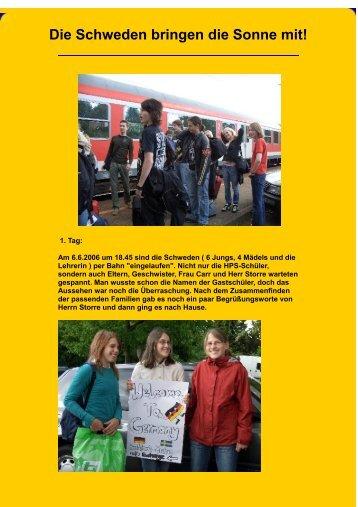Buxtehude 2006 - Archiv