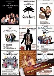 Festschrift 10 Jahre Theaterverein Sötern