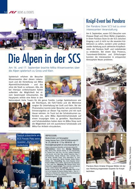Ausgabe 6/2011 - Shopping-Intern