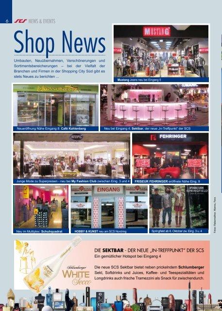 Ausgabe 6/2011 - Shopping-Intern