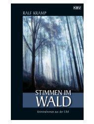 Leseprobe zum Titel: Stimmen im Wald - Die Onleihe