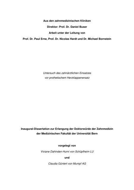 Daniel hardt dissertation