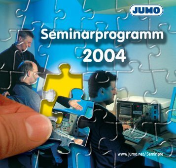 Download Prospekt (pdf-Datei) - Jumo - Jumo GmbH & Co. KG