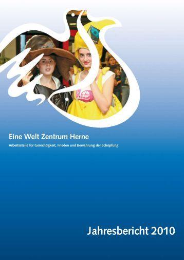 Jahresbericht 2010 - Evangelische Jugend von Westfalen