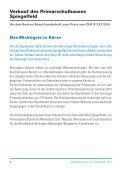 Verkauf des Primarschulhauses Spiegelfeld - Binningen - Seite 4