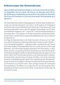 Verkauf des Primarschulhauses Spiegelfeld - Binningen - Seite 7
