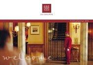 Frühling/Sommer 2010 - Grand Hotel Les Trois Rois
