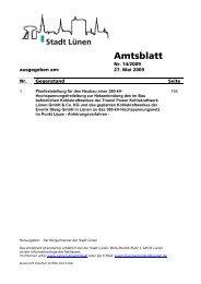 50. 2009-14.pdf - Stadt Lünen