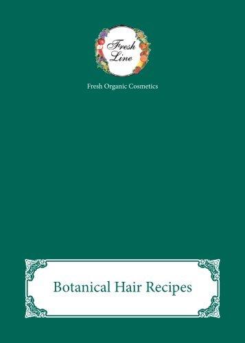 Botanische Haarpflege