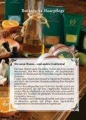Botanische Haarpflege - Seite 3