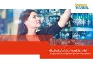 Mitgliedschaft in Svensk handel