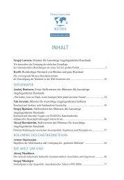 2011 Digest (PDF) - Internationales Leben