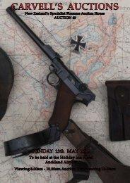 Catalogue - Carvells Gun Auctions
