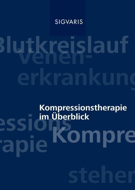 Kompressionstherapie im Überblick - Sigvaris