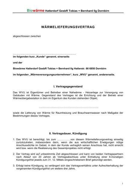 Biowärme Hatlerdorf Gesb